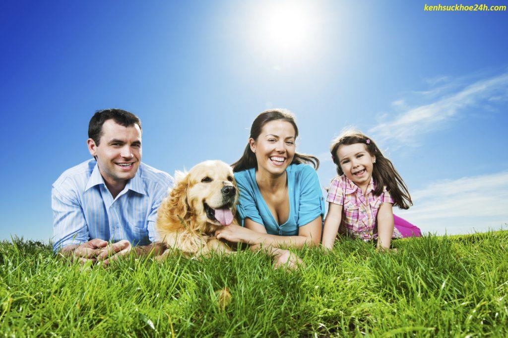 Chăm sóc sức khỏe gia đình
