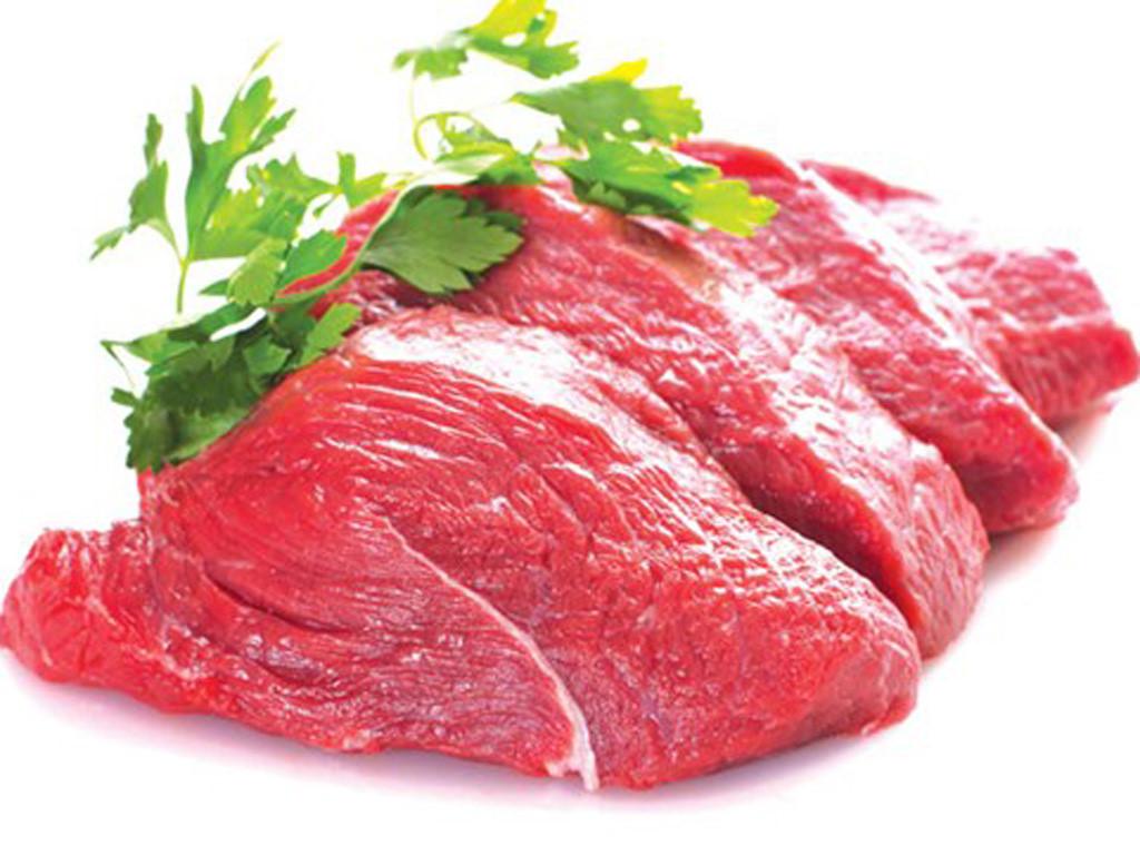 Nâng mũi có được ăn thịt bò không?