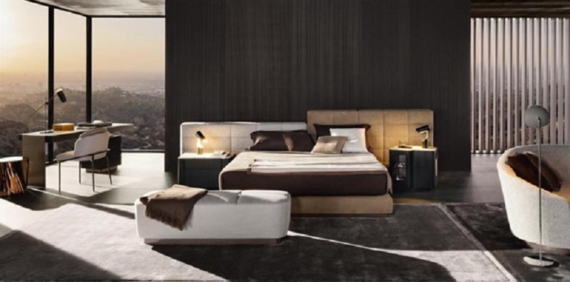 Minotti - Giường ngủ