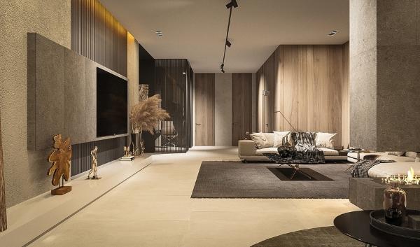 Đặc điểm thiết kế nội thất Penthouse